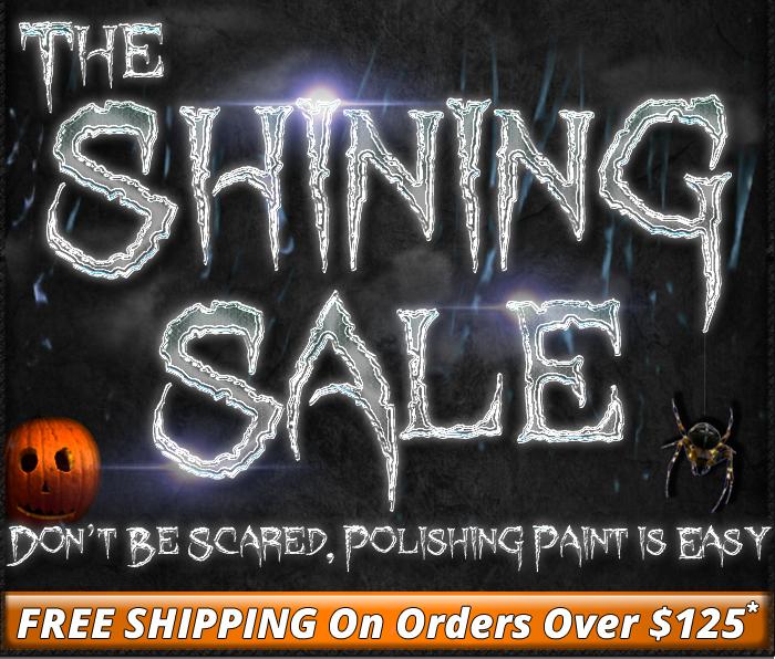The Shining Sale