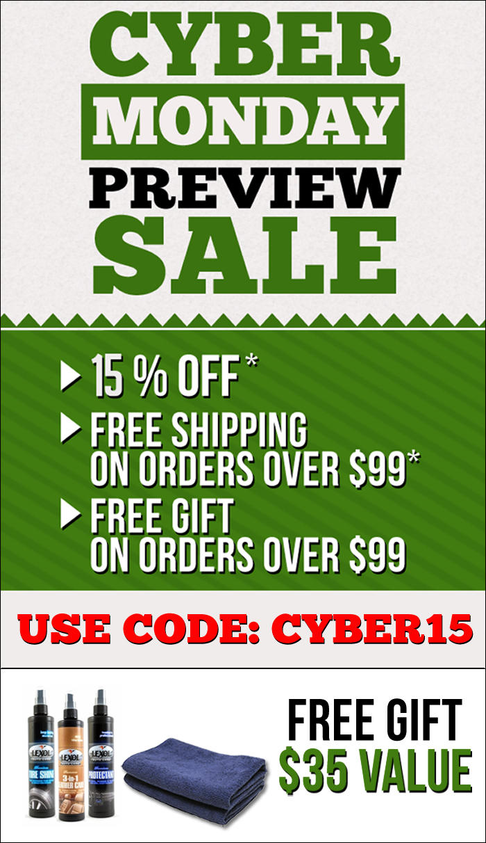 Cyber Monday PREVIEW Sale