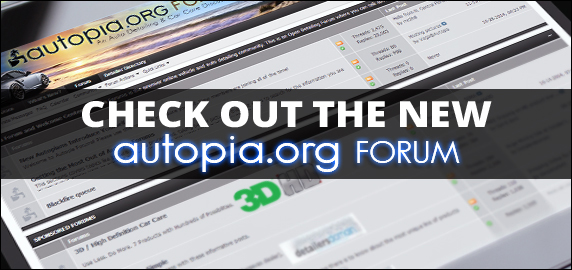 Check out the NEW Autopia.org