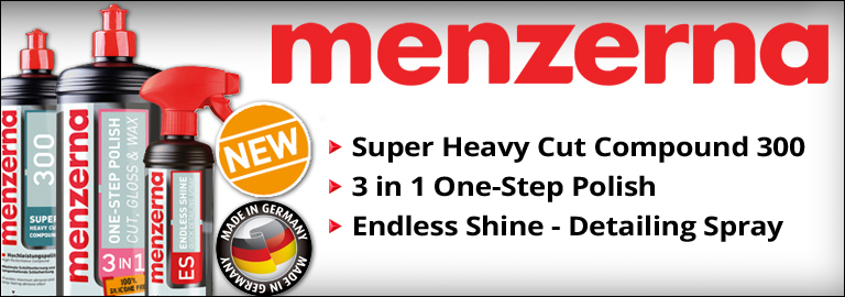 Menzerna New Products